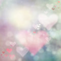 Valentines day abstract background Royalty Free Stock Photo