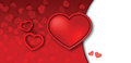 Valentines day background valentine s heart love Royalty Free Stock Photography