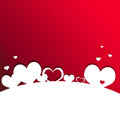 Valentines Day Card 5 Royalty Free Stock Images