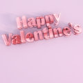 Valentines day card happy greeting Royalty Free Stock Images