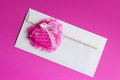 Valentines Day Card : red heart - Stock Photos Royalty Free Stock Photo