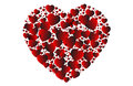 Valentines Day Heart Royalty Free Stock Photo