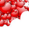 Valentines Day love background Stock Photography
