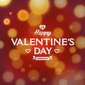 Valentines greeting card with abstract background
