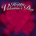 Valentines Heart Background Royalty Free Stock Photography