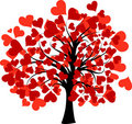 Valentines tree,  Stock Images