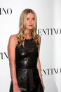 Valentino, Nicky Hilton Photo libre de droits