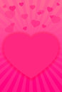 Valentinstag rotes background-12 Stockbild