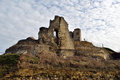 Valkenburg castle ruin Royalty Free Stock Photo