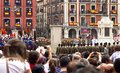 Valladolid Armed Forces Day 06 Stock Photo