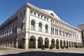 Valladolid teatro calderon de la barca in spain Royalty Free Stock Image