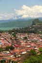 Valle de bravo III Royalty Free Stock Photos