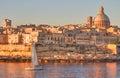Valletta, Malta Stock Image