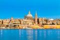 Valletta, Malta Royalty Free Stock Photo