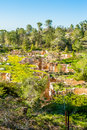 Valley of the destroyed communities at yad vashem memorial in downtown jerusalem israel Stock Photos