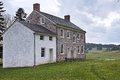 Valley Forge Historic House Royalty Free Stock Photography
