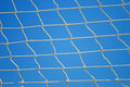 Valleyball Net Royalty Free Stock Images