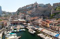 Vallon des Auffes Royalty Free Stock Photo
