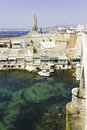 Vallon des auffes and the war memorial marseilles france south of Stock Photo