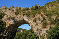 Vallon Pont d'Arc Royalty Free Stock Photo