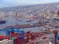 Valparaiso, Chile Royalty Free Stock Photo