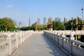 The valuable shipyard ruins park in nanjing Royalty Free Stock Image