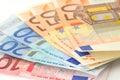 Valutaeuropean Royaltyfri Foto