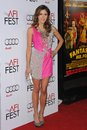 Vampire diaries star kayla ewell los angeles premiere fantastic mr fox gala opening night afi fest grauman s chinese theatre Stock Photo