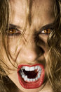 Vampiress Royalty Free Stock Photo