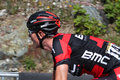 Van garderen during tour de france chamrousse july tejay in saint etienne chamrousse stage of is the biggest Royalty Free Stock Photo
