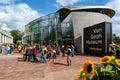 Van Gogh Museum, Amsterdam Royalty Free Stock Photo