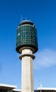 Vancouver Aircraft Control Tower Royalty Free Stock Photo