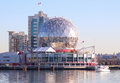 Vancouver Science World Royalty Free Stock Photo