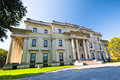 Vanderbilt Mansion Royalty Free Stock Photo