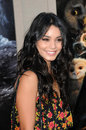 Vanessa hudgens at the legend of the guardians world premiere chinese theatre hollywood ca Royalty Free Stock Photos