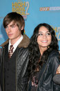 Vanessa Hudgens, Zac Efron Royalty Free Stock Photography