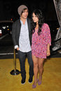 Vanessa Hudgens, Zac Efron Stock Images