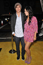 Vanessa Hudgens, Zac Efron Royalty Free Stock Photo