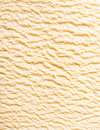 Vanilla bourbon ice cream detail abstract texture background close up of ridges in surface of creamy sweet and cold frozen dairy Royalty Free Stock Photography