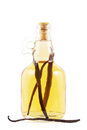 Vanilla liqueur Royalty Free Stock Photo