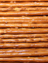 Varas do pretzel Foto de Stock Royalty Free