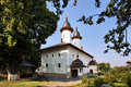Varatec monastery Royalty Free Stock Image