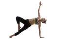 Variation of Side Plank Pose