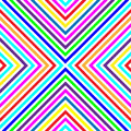 Varicolored squares lines seamless pattern background with different colors abstract background with white and colored strokes or Royalty Free Stock Images
