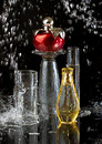 Varied perfume Stock Images