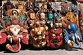 Varied tibetan ornaments sold in barkor street is a shopping around the jokhang monastery lhasa tibet china it sells the Stock Photography