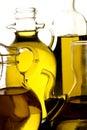 Varietà dell'olio di oliva Immagini Stock Libere da Diritti