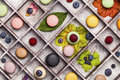 Picture : Macarons pastel  are