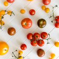 A variety of kinds of tomato Royalty Free Stock Photo