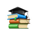 Variety of textbooks for education
